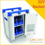 TabCabby 32V Basket trolley