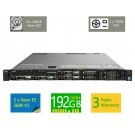 Refurbished Dell PowerEdge R630 1U Server