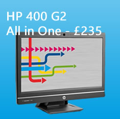HP 400 G2 All in One