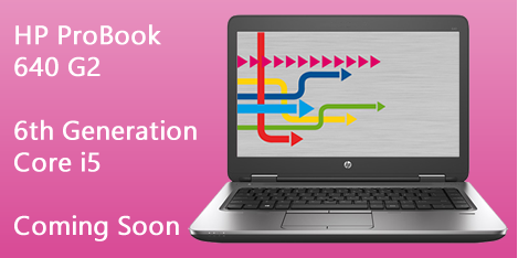 Coming soon, HP Prodesk 640 G2
